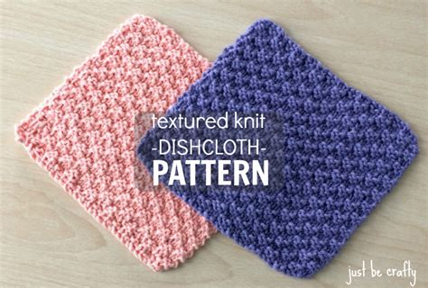 knit patterns for dishcloths free just be crafty knit crochet and practical crafts