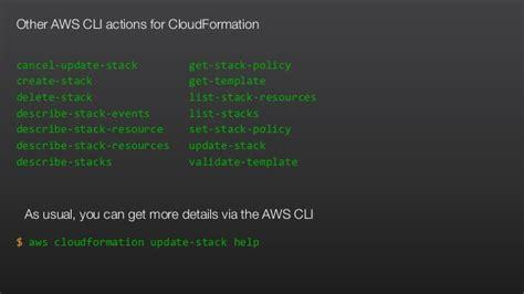 Aws Cloudformation Masterclass Aws Cloudformation Validate Template