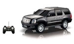 Rc Cadillac Escalade 1 16 Scale Rc Cadillac Escalade Groupon Goods