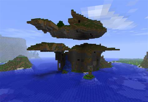 best seed floating islands 1 8 1 floating island an island seeds