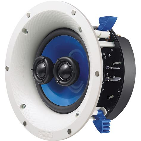 Yamaha In Ceiling Speaker Review by Yamaha Ns Ics600 6 5 Quot Single Stereo In Ceiling Ns Ics600wh