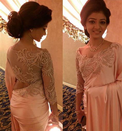 sri lankan actress saree designs 2018 best 25 saree jackets ideas on pinterest indian blouse