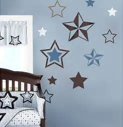 7 stencil kit wall nursery stencil room