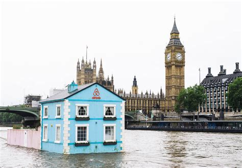 cottage airbnb stay in airbnb s floating cottage on s river thames