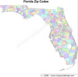 central florida zip code map map florida zip codes