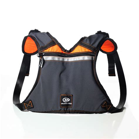 hydration quiver orange mud gear quiver workout pack the gearcaster