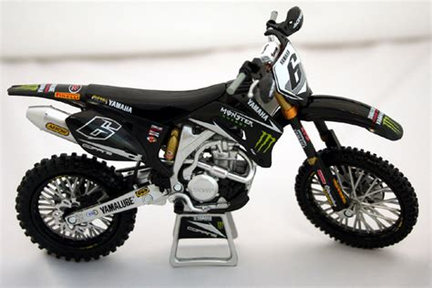motocross cast joshua coppins diecast motocross bike