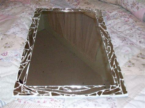 mirror craft for mosaic mirror craft theunforeseeablefuture