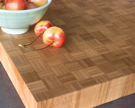 Teragren Bamboo Countertop by Teragren Parquet Butcher Block Bamboo Worktop Kitchen