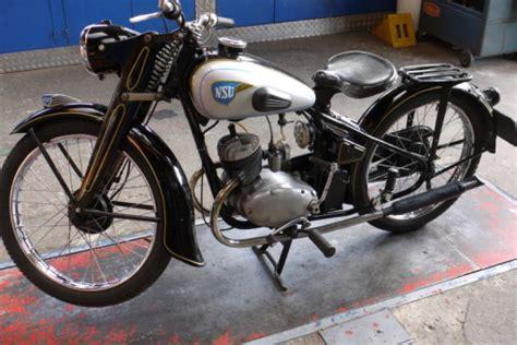 Motorrad Nsu 125 Zdb by Pin Nsu Zdb On