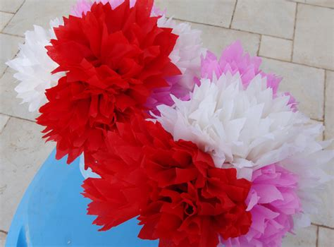 Make Mexican Crepe Paper Flowers - mexican style crepe paper flowers gorgeous creative