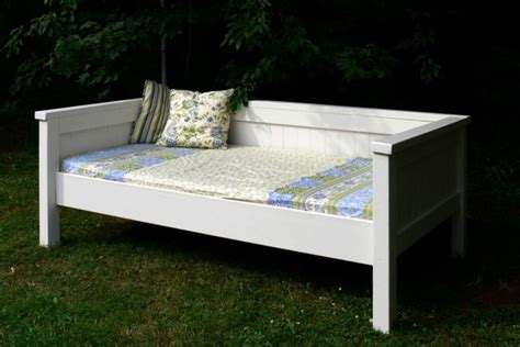 how to build a daybed frame how to build a twin bed frame with trundle woodworking