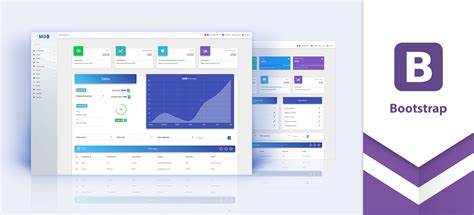 Bootstrap 4 Tutorial Best Free Guide Of Responsive Web Design Material Design For Bootstrap Bootstrap Tab Template
