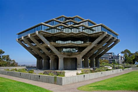 Brualist by 5 Brutalist Buildings On College Campuses Photos