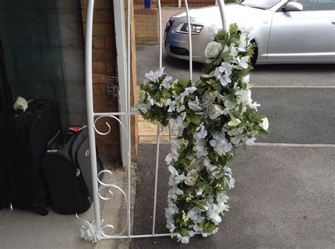 Wedding Arch Used by Secondhand Prop Shop Wedding Arch Wedding Arch Leeds