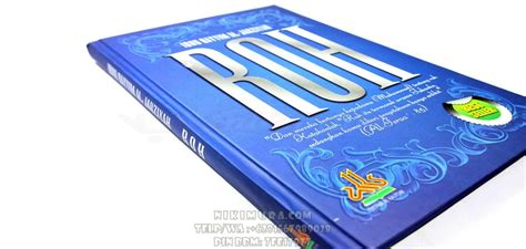 Buku Kitab Roh Pustaka Al Kautsar buku islam roh