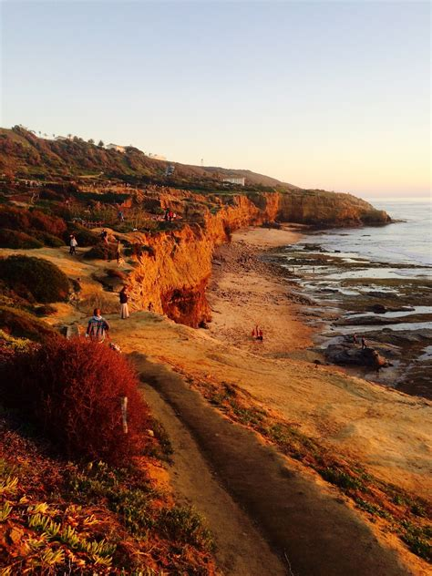 sunset cliffs natural park san diego california ive