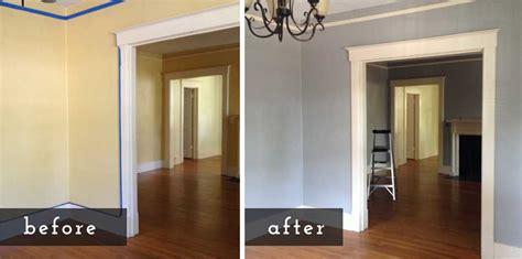 interior house paint before after how to paint your home interior independent