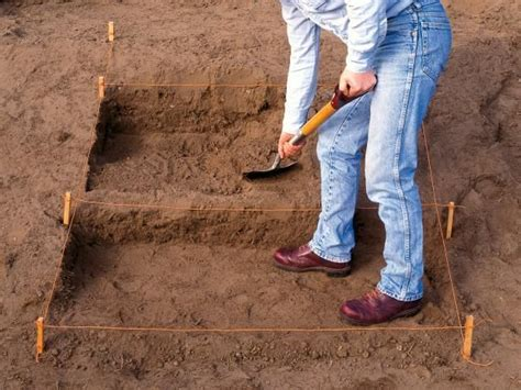 How To Dig For Paver Patio by How To Build Brick And Paver Stairs Simple Compact And