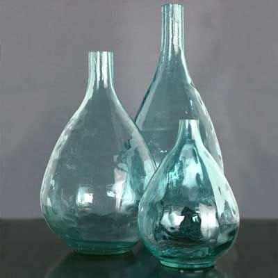 Sea Glass Vase by Pin By Annemarie Diaj On Glass