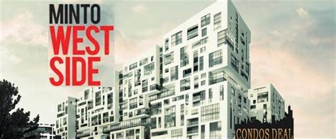 West Side Condos Minto Westside Condos By Minto Real Estate Sam