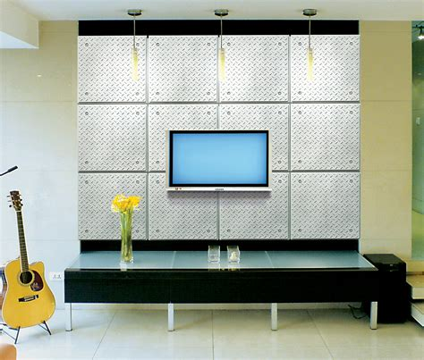 tv wall design images