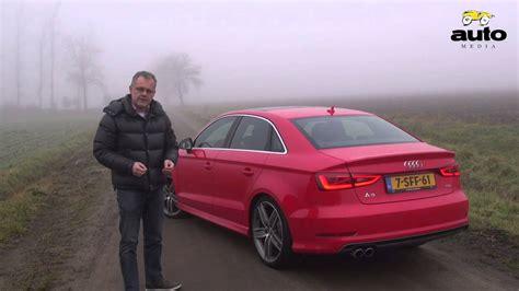 Audi A3 Limousine 2 0 Tdi Test by Audi A3 Limousine 2 0 Tdi Pro Line S Test 2014 Youtube