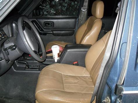Jeep Leather Seats Wtb Xj Or Wj Leather Seats Or Black Jeep Forum
