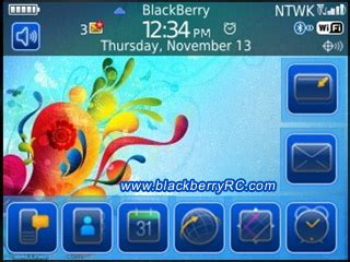 themes spongebob blackberry blackberry curve 8250 themes