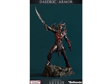skyrim hot daedric armor the elder scrolls v skyrim daedric armor limited edition