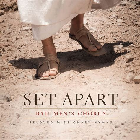 Power Bible 4 By Eccika Bookshop by Byu S Chorus Set Apart Cd In Sacred Ldsbookstore