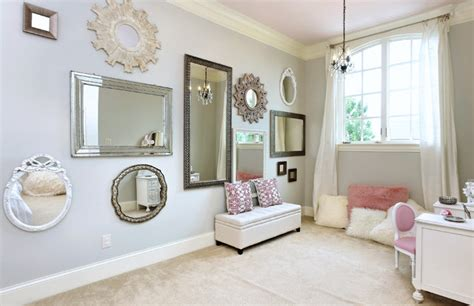 where to put mirror in bedroom bedroom of mirrors modern bedroom raleigh by