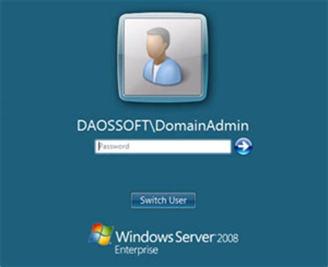 windows 2008 r2 password reset how to reset windows server 2008 r2 local and domain admin