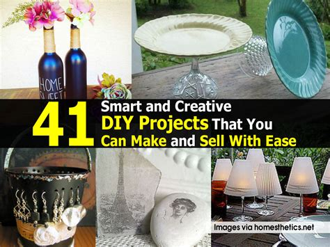 diy projects to sell 41 smart and creative diy projects that you can make and