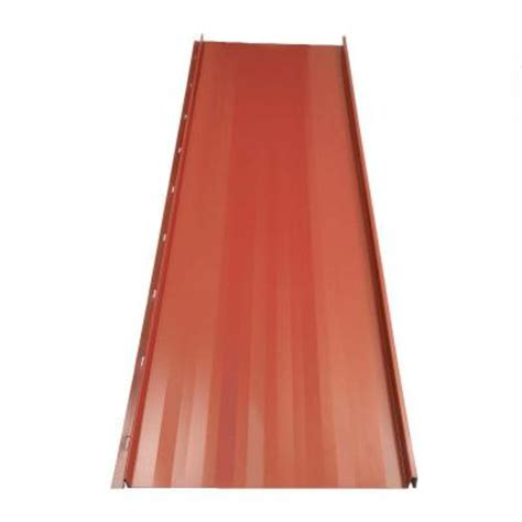 Metal Siding Home Depot by Ondura 6 Ft 7 In X 4 Ft Asphalt Corrugated Roof Panel