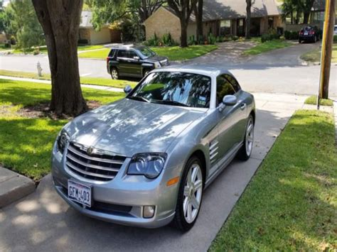 how to sell used cars 2008 chrysler crossfire on board diagnostic system purchase used 2008 chrysler crossfire in mcadoo texas united states for us 7 000 00