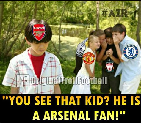 Football Memes Arsenal - 17 arsenal memes that make you cringe daily cannon page 2