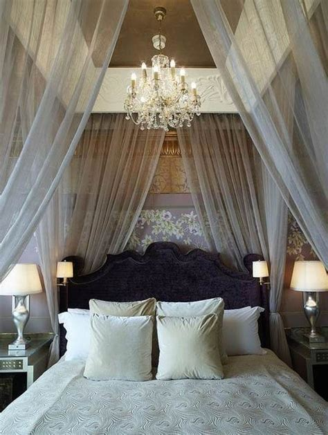 how to decorate canopy bed how you can make your bedroom look and feel romantic