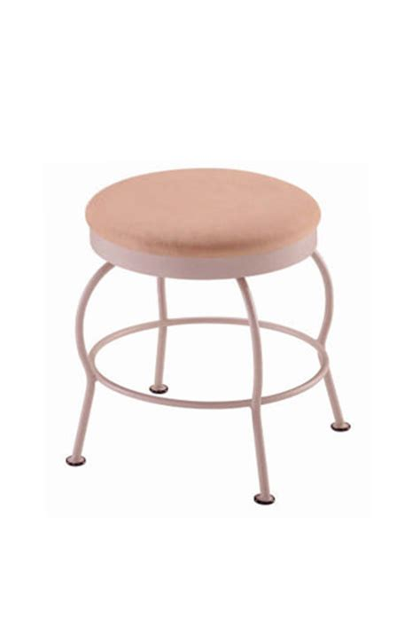 Vanity Stool Height by Trica 17 189 Quot Backless Stool For Bathrooms Bedrooms