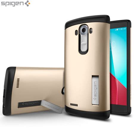 Spigen Slim Armor Chagne Gold For Lg G5 spigen slim armor lg g4 chagne gold reviews