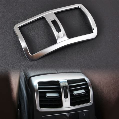 interior door covers new interior chrome armrest box rear air condition vent