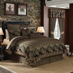 Labrador Comforter Sets Croscill 174 Grand Lake Comforter Set In Brown Www