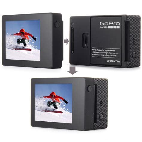 gopro lcd screen gopro lcd gopro 4 3 lcd screen bacpac display back