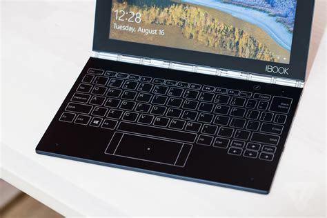 Lenovo Book Rewriting The Tablet The Verge
