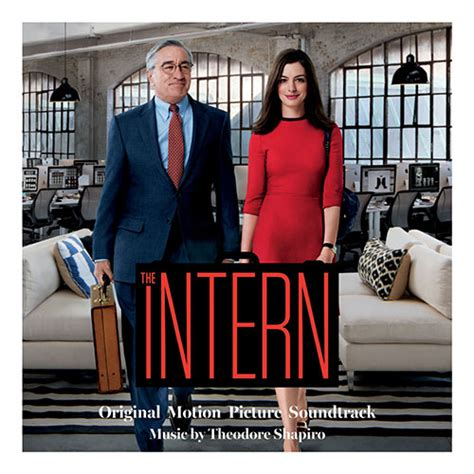 the intern release date the intern original motion picture soundtrack
