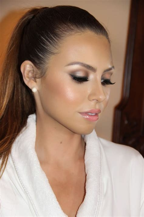 Wedding Makeup   The Beauty Blog