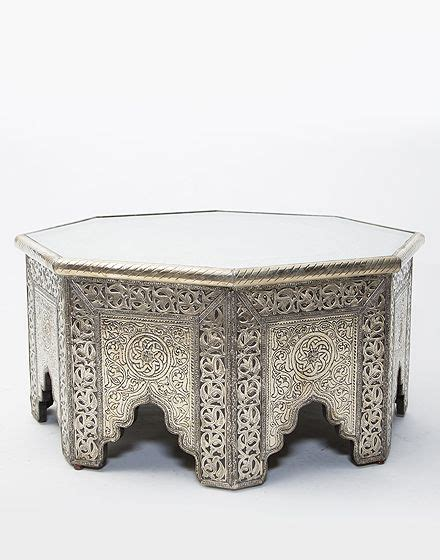 white metal coffee table 25 best ideas about decor on moroccan