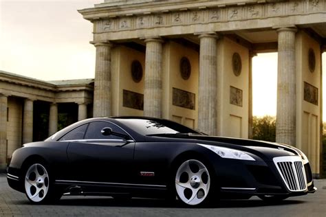 maybach exelero sr foose cars engine 15 most expensive vehicles in the world top hit list