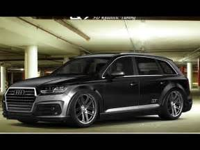 Audi q7 2016 tuning low 3dtuning youtube