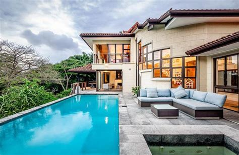 top 10 most exclusive estates for south africa s ultra rich top 10 residential estates in south africa for 2018 market news news